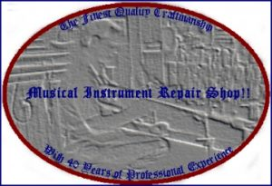 Musical Instrument Repair Shop